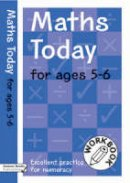 Andrew Brodie - Maths Today for Ages 5-6 - 9780713670783 - V9780713670783