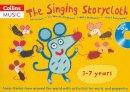 East          , Helen - Singing Storycloth - 9780713671933 - V9780713671933
