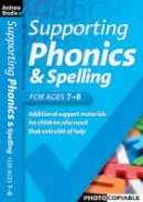 Andrew Brodie - Supporting Phonics and Spelling - 9780713678925 - V9780713678925