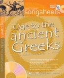 Matthew, Holmes - Ode to the Ancient Greeks (Songbooks) - 9780713683103 - V9780713683103