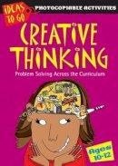 Baker, Ann - Problem Solving Across the Curriculum (Ideas to Go) - 9780713683325 - V9780713683325