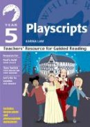 Law, Karina - Year 5 Playscripts: Teachers' Resource for Guided Reading (White Wolves: Playscripts) - 9780713684261 - V9780713684261
