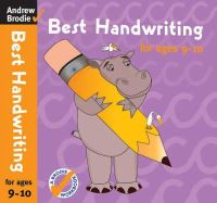 Brodie, Andrew - Best Handwriting for Ages 9-10 - 9780713686555 - V9780713686555