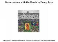 - Conversations with the Dead - 9780714870519 - V9780714870519