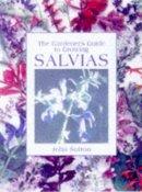 Sutton, John - The Gardener's Guide to Growing Salvias - 9780715308035 - KKD0000670