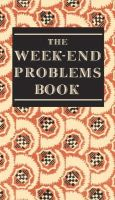 Phillips, Hubert - The Week-end Problems Book - 9780715635339 - KEX0246819