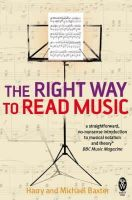 Harry Baxter - Right Way to Read Music - 9780716022008 - V9780716022008