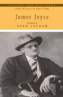 Sean Latham (Editor) - James Joyce - 9780716529064 - 9780716529064