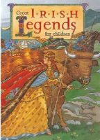 Yvonne Carroll - Great Irish Legends for Children - 9780717124671 - V9780717124671