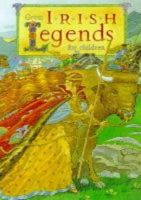 Yvonne Carroll - GREAT IRISH LEGENDS FOR CHILDR - 9780717128662 - V9780717128662