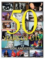 Anderson, Don - Fifty Years of UTV - 9780717144549 - KEX0216682