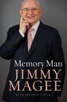 Jimmy Magee - Memory Man - 9780717153527 - 9780717153527