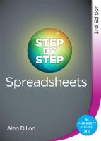Dillon, Alan - Step by Step Spreadsheets - 9780717160440 - V9780717160440