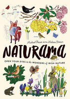 Michael Fewer - Naturama: An Almanac of Ireland's Animals, Birds, Insects and Plants - 9780717169801 - V9780717169801