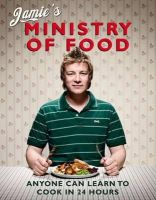 Oliver, Jamie - Jamie's Ministry of Food:  Anyone can Learn to Cook in 24 hours - 9780718148621 - V9780718148621
