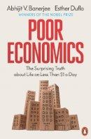 Abhijit Banerjee, Esther Duflo - Poor Economics - 9780718193669 - V9780718193669
