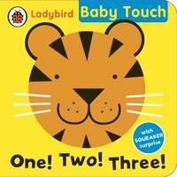 Internal Royalty Payment - Baby Touch: One! Two! Three! Bath Book (Baby Touch Bath Book) - 9780718199371 - V9780718199371