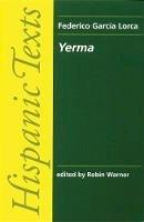 Garcia Lorca, Federico - Yerma - 9780719041310 - V9780719041310