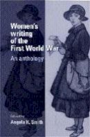 - Women's Writing of the First World War - 9780719050732 - V9780719050732