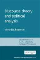 - Discourse Theory and Political Analysis - 9780719056642 - V9780719056642