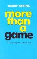 Atkins, Barry - More Than a Game - 9780719063657 - V9780719063657