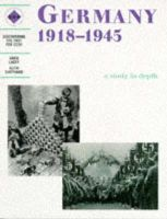 Greg Lacey, Keith Shephard - Germany 1918-1945: Student's Book (Discovering the Past for GCSE) - 9780719570599 - V9780719570599