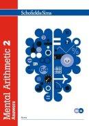 Goddard, T.R.; etc. - Mental Arithmetic Answer Book 2 - 9780721708065 - V9780721708065