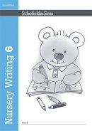 Linaker, Kathryn - Nursery Writing Book 6 - 9780721708249 - V9780721708249