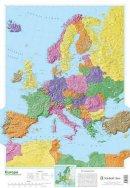 *             , - Map of Europe - 9780721709345 - V9780721709345