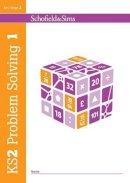 Martin, Paul; Forster, Anne - KS2 Problem Solving Book 1 - 9780721709352 - V9780721709352