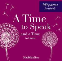 Warren, Celia - Time to Speak and a Time to Listen - 9780721712055 - V9780721712055
