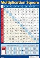 Various - Multiplication Square (Wall Chart) - 9780721756561 - V9780721756561