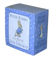 Beatrix Potter - Peter Rabbit My First Little Library - 9780723267034 - V9780723267034
