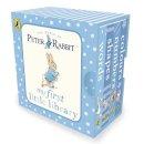 Potter, Beatrix - Peter Rabbit My First Little Library - 9780723267034 - 9780723267034