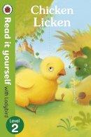 Ladybird - Chicken Licken - Read it Yourself with Ladybird - 9780723272960 - 9780723272960