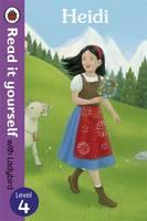 Ladybird - Heidi - Read it Yourself with Ladybird - 9780723273257 - 9780723273257