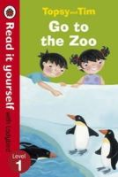 Adamson, Jean, Ladybird - Topsy and Tim Go to the Zoo - Read it Yourself with Ladybird - 9780723273721 - 9780723273721