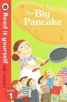 Ladybird - The Big Pancake: Read it Yourself with Ladybird: Level 1 - 9780723280477 - V9780723280477