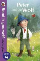 Ladybird - Read It Yourself with Ladybird Peter and the Wolf - 9780723280675 - KAK0004062