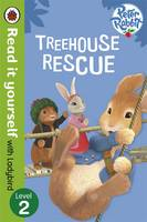 Ladybird, Ladybird - Peter Rabbit: Treehouse Rescue - Read it Yourself with Ladybird: Level 2 - 9780723280910 - V9780723280910