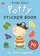 Ladybird - Pirate Pete's Potty Sticker Activity Book - 9780723281573 - V9780723281573