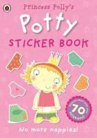 Ladybird - Princess Polly's Potty Sticker Activity Book - 9780723281580 - V9780723281580