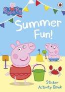 Peppa Pig - Peppa Pig: Summer Fun! Sticker Activity Book - 9780723288596 - 9780723288596