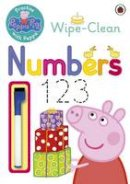 Archer M. - Peppa Pig: Practise with Peppa: Wipe-Clean Numbers - 9780723292111 - V9780723292111