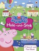 Peppa Pig - Peppa Pig: Peppa Hide-and-Seek: A Search and Find Book - 9780723293125 - 9780723293125