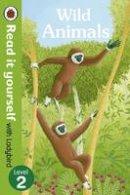 Ladybird, Ladybird - Read It Yourself with Ladybird Wild Animals - 9780723295105 - V9780723295105