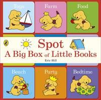 Hill, Eric - Spot: A Big Box of Little Books - 9780723296355 - 9780723296355