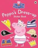 Peppa Pig - Peppa Pig: Peppa Dress-Up Sticker Book - 9780723297185 - 9780723297185