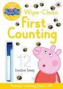 Peppa Pig - Peppa Pig: Practise with Peppa: Wipe-Clean Counting - 9780723297765 - 9780723297765