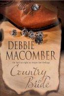 Macomber, Debbie - Country Bride - 9780727883483 - V9780727883483